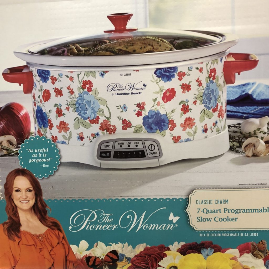 Pioneer Woman 7 Quart Crock Pot